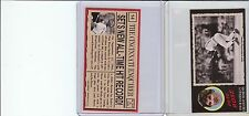 1971 Topps Greatest Moments #14 Pete Rose Reds Reprint MINT (A-60)