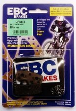 Hayes Stroker Ace EBC Resin Mountain Bike Disc Brake Pads (CFA494) (1 Set)