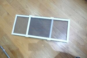 Flyscreen Insect Sash Windows White