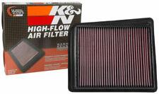 K&N 33-5062 Drop In Air Filter 2017-2019 Fits Nissan Titan 5.6L V8