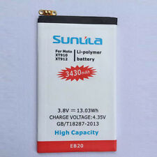 3430mAh EB20 Replacement Spare Battery For Motorola Droid RAZR SNN5899 SNN5899B