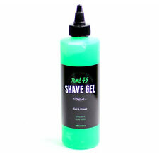 TOMB 45 SHAVE GEL MADE BY BARBERS FOR BARBERS WITH ALOE VERA AND VITAMIN E 8OZ