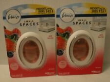 Febreze Small Spaces - Wild Berries Scent - 2 packs of 1