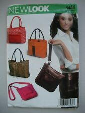 New Look Sewing Pattern 6425 - Tote & Shoulder Bags