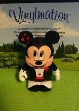 "Disney Vinylmation Theme Park - 3"" Set 1 Valentine's Day Eachez Mickey Mouse"