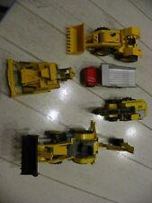 lot miniatures engins de chantier JOAL /Majorette/Jadi  5 véhicules
