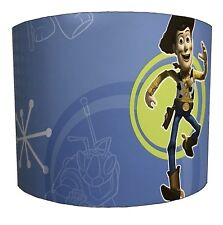 Toy Story Lampshades Ideal To Match Toy Story Duvets & Toy Story Wall Decals.