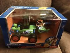 Disney Toy Story Racing Rc Buzz Woody Remote Control Car