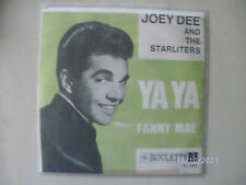 "7"" Single Joey Dee : Ya Ya ( Cover Kopie )"