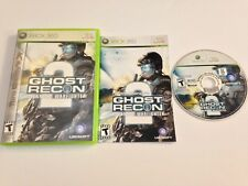 Tom Clancy's Ghost Recon Advanced Warfighter 2 Xbox 360 Complete Good Condition