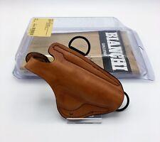Walther PPK/S PPK PP | Bianchi X16H Agent Leather Shoulder Holster, Right RH