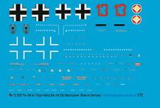 Peddinghaus 1/72 3527 Fw 190 A-7 Principaux Heinz Ours avec 200 Abschüssen