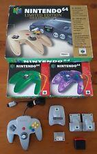 RARE Limited Edition Nintendo 64 bundle