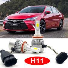 H11 LED Headlight Kit Bulb for Toyota 4Runner 2006-2017 Camry 2012-2016 Low Beam