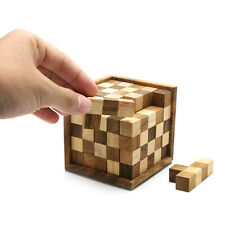 3D PENTOMINOES CHESS PUZZLE JUMBO SIZED