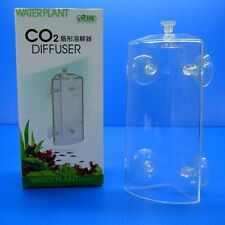 Aquarium CO2 diffuser Corner Fits Suction Cup - Air Line Solenoid fish tank