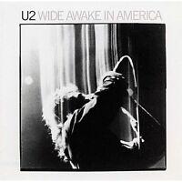 CD U2- wide awake in america