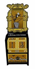 NIGHTMARE BEFORE CHRISTMAS JACK PORTRAIT WOOD CALENDAR