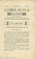 PUGLIA_BARI_INSURREZIONE BARESE 1860_RISORGIMENTO_TORITTO_ALTAMURA_CEGLIE_GIOIA