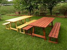 Panca Con Tavolo Da Giardino : Tavolo da birreria a set di tavoli e sedie da esterno regali di