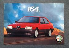 G742 - Advertising Pubblicità - 1988 - ALFA ROMEO 164