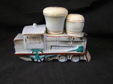 Vintage Japanese Condiment Train, (salt, pepper, sugar) Railroad