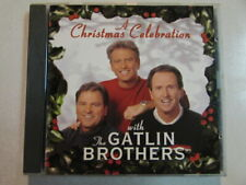 A CHRISTMAS CELEBRATION WITH THE GATLIN BROTHERS 10 TRK 2003 USED CD COUNTRY MUS