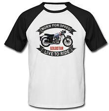 BSA Goldstar DBD 34-nueva Camiseta Algodón-todos Los Tamaños En Stock