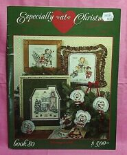 Stony Creek Collection Counted Cross Stitch Book # 80 - Especially at Christmas