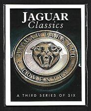 3 Serie Xk140 Originale Cartoline da Collezione Classic Jaguar Xkss /& Mk2