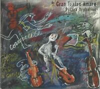 IL GRAN TEATRO AMARO / PIAZZA ORPHELINS * DIGIPACK CD *