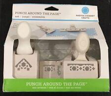 Martha Stewart Crafts Edge Punch / Double Edge / Punch Around Page