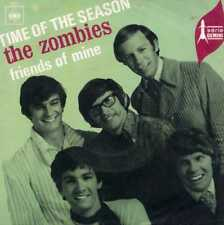 "ZOMBIES ""TIME OF THE SEASON"" ORIG FR 1968 PSYCH"