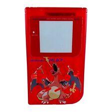Pokemon Charizard custom Nintendo Gameboy shell housing diy red