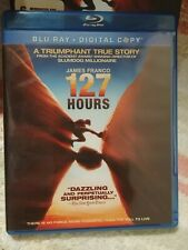 127 Hours Blu-ray. 2 disc.  James Franco. Combined Shipping