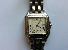 Original Cartier Panther men's Quartz S/S