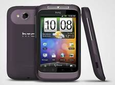 HTC WILDFIRE S PURPLE VIOLET Android smartphone HTC Sense 5mp Sans Simlock NEUF