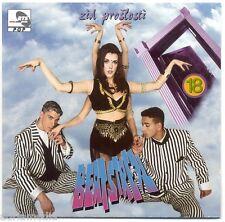 BEAT STREET CD Zid proslosti Album 1996 Beba Husa Ljuba Ratnik Electronic Balkan