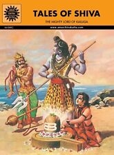 ACK Tales of Shiva – The Mighty Lord Of Kailasa Comic Book Children's Kids