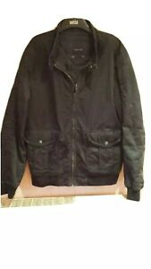 Zara (XL) Black Buttoned Jacket size