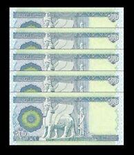 5000 Iraqi Dinar  10 X 500 Dinar - Limit Of 4 Sets Per Person