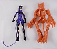 DC Catwoman Panther Prowl Figure Lot Loose Cat Woman