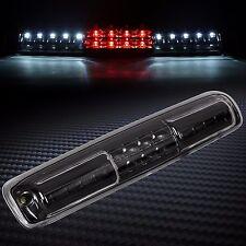 Black Housing LED 3RD Third Brake Cargo Light For 99-07 Chevy silverado/sierra