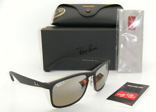 Ray-Ban RB 4264CH 601S/5J 58mm Black / Grey Mirror Gradient Polarized Chromance