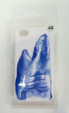 New Hollister iPhone 4/4S Hard Plastic Phone Case Cover With Shark
