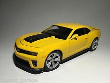 CHEVROLET CAMARO ZL1 1:24 NO WINDOW BOX model car toy car diecast muscle car
