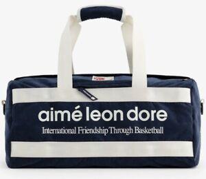Aimé Leon Dore/ALD / New Balance Duffle Bag  NAVY Version! (*New)