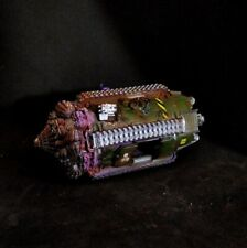 Death Guard Terrax Pattern Termite Assault Drill painted Wahammer 40k conversion