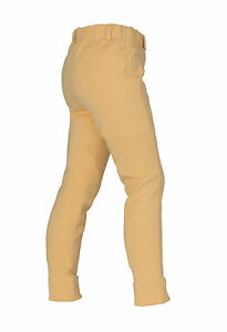 Shires Wessex Childrens Childs Horse Riding Jodhpurs, Canary Yellow, Navy,