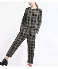 088cff4a1d7e Zara Check Jumpsuits   Playsuits Jumpsuit for Women for sale